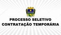 CONTRATAÇÃO DE AUXILIAR DE EDUCAÇÃO E CADASTRO RESERVA PARA PROFESSOR